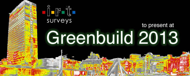 IRT to present at Greenbuild 2013
