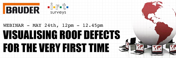 Visualising roof defects for the very first time
