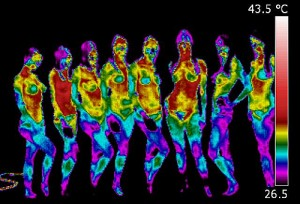 Page 3 Girls As Never Seen Before Thermal Imaging