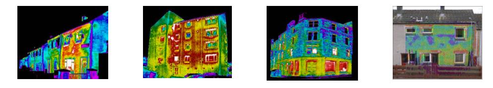 infrared imaging of housing stock