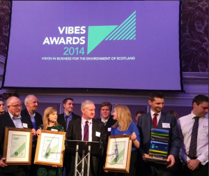 vibes awards 2014